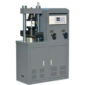 数显式YES-300YD烟道专用压力试验机 、排气道压力试验机